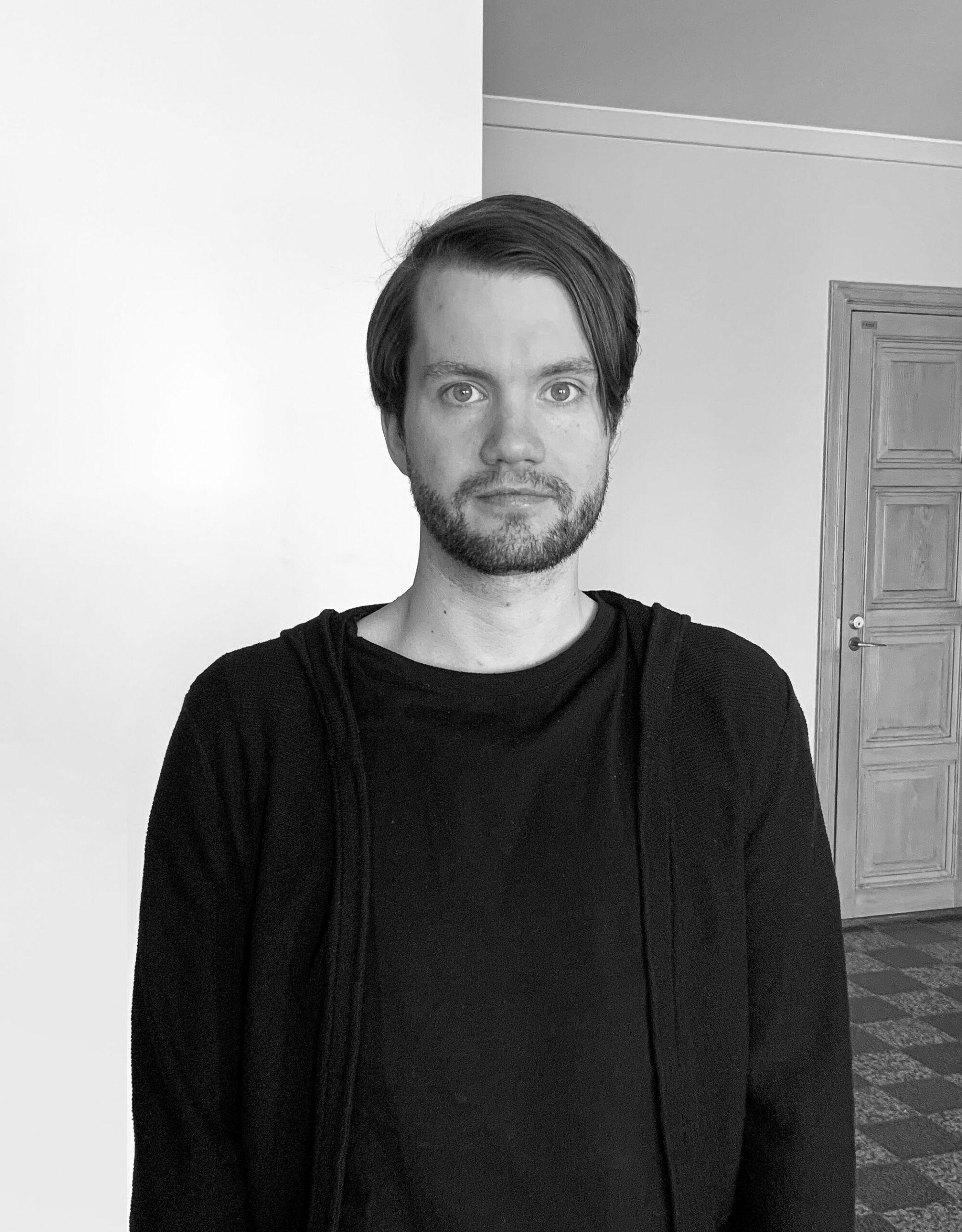 Digisuunnittelija Tuomas
